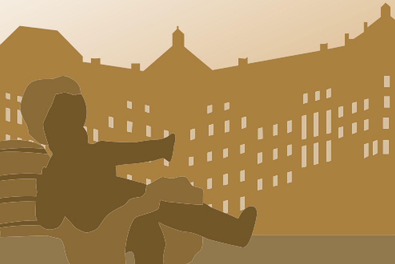Symbol für Standardführungen in Kloster und Schloss Salem