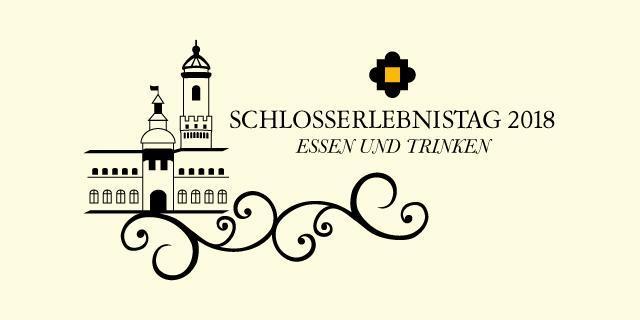 Motiv zum Schlosserlebnistag 2018; Illustration: Staatliche Schlösser und Gärten Baden-Württemberg, JUNG:Kommunikation