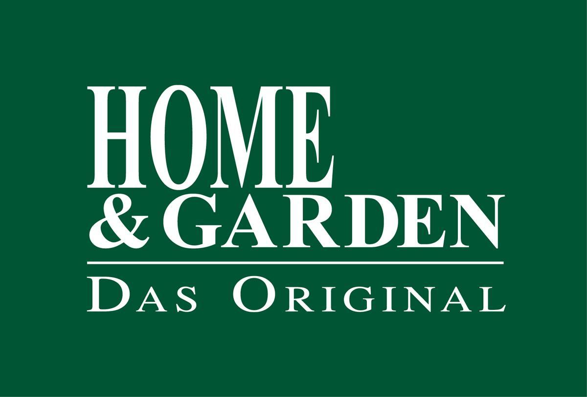 Logo der Gartenmesse Home & Garden in Salem