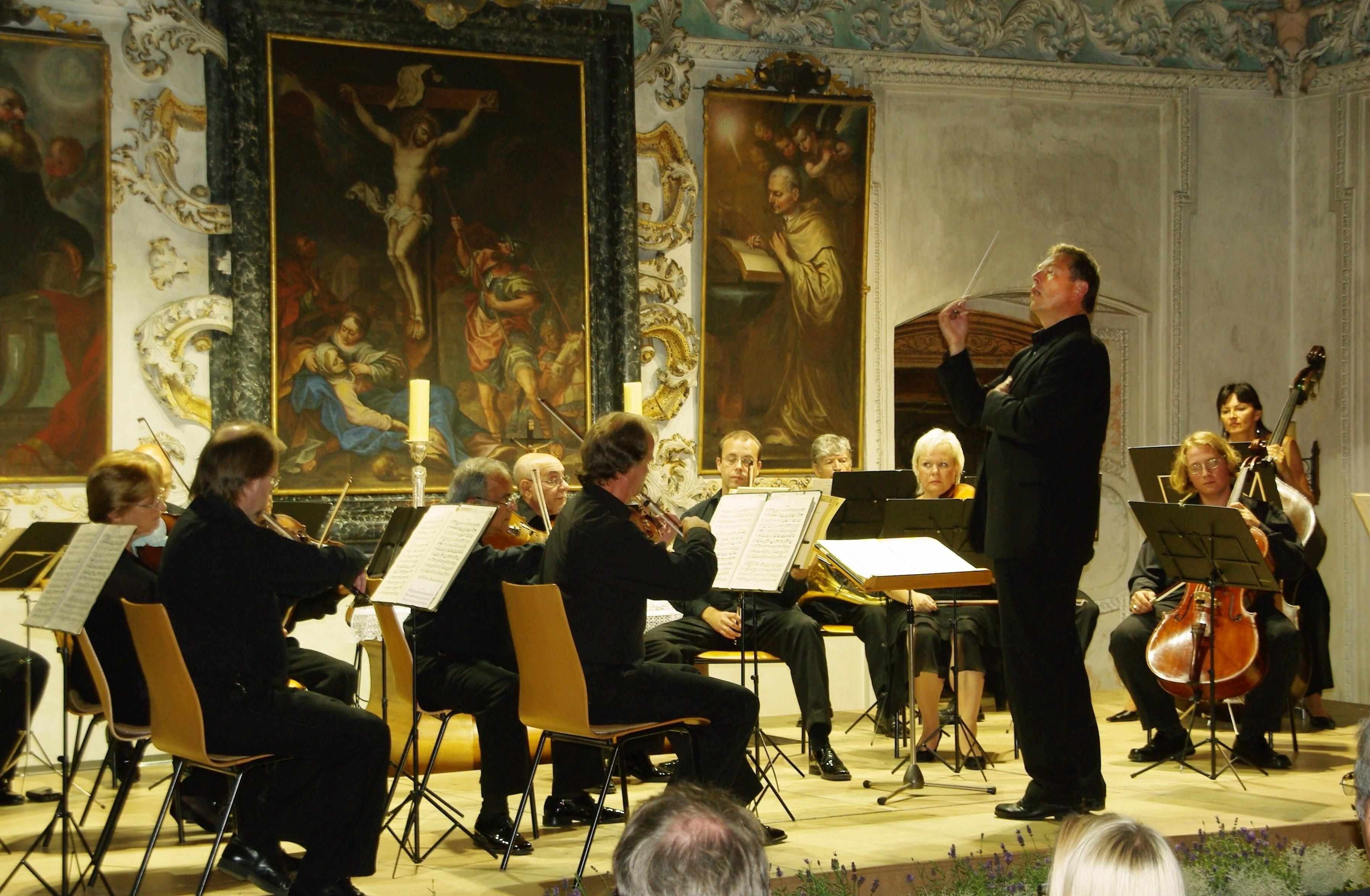 Kloster und Schloss Salem, Mozart Sommer