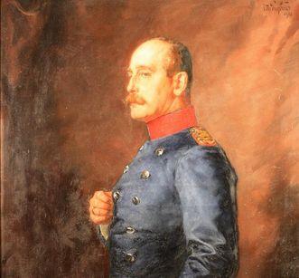 Porträt Prinz Max von Baden; Foto: Haus Baden