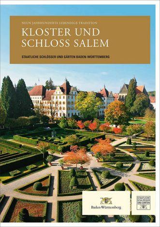 Cover: Kloster und Schloss Salem. Neun Jahrhunderte lebendige Tradition. Deutscher Kunstverlag Berlin, München, 2014
