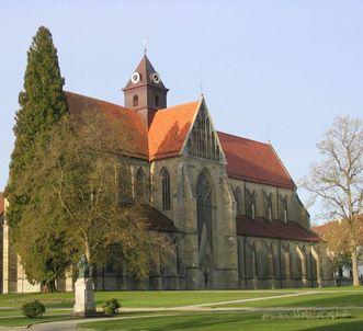 Kloster und Schloss Salem, Münster