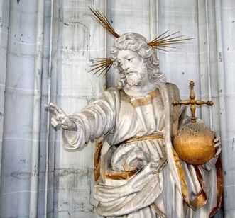 Münster von Kloster und Schloss Salem, Skulptur