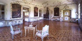 Abtsalon in Kloster und Schloss Salem