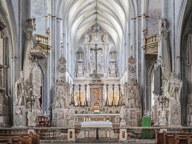 Kloster und Schloss Salem, Kirche