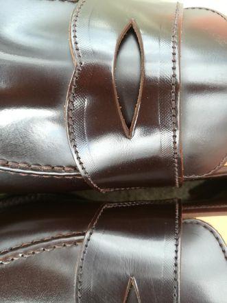 Klassisches Schuhwerk; Foto: Christian Boehne