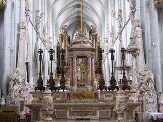 Münster von Kloster und Schloss Salem; Foto: Urheber unbekannt