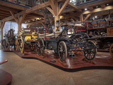 Kloster und Schloss Salem, Feuerwehrmuseum