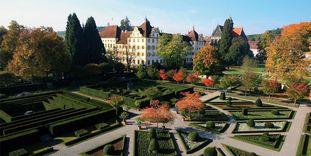 Außenansicht Kloster und Schloss Salem